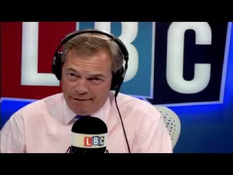 Nigel Farage MOCKS Sturgeon over her failure to accept referendum results.