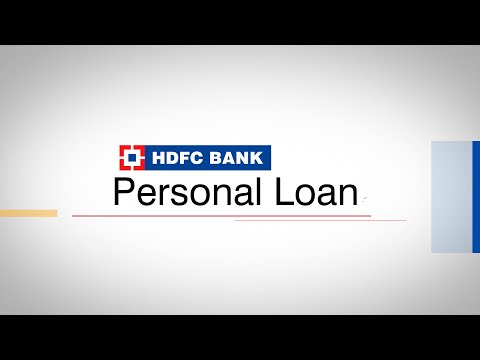 How to Apply for a HDFC Bank Personal Loan on BankBazaar.com