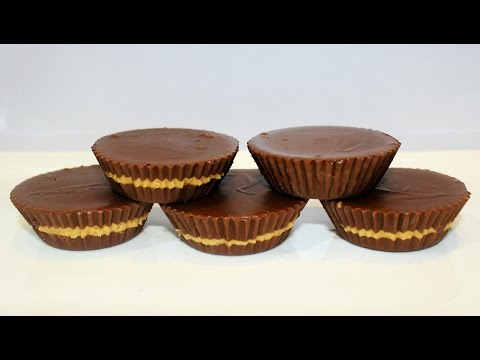 Easy 3-ingredient Peanut Butter Cups