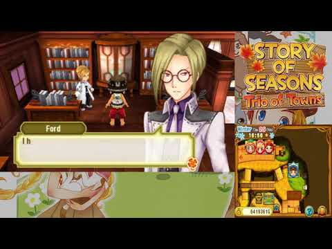 Let's Play Story of Seasons: Trio of Towns 132: The Holidays