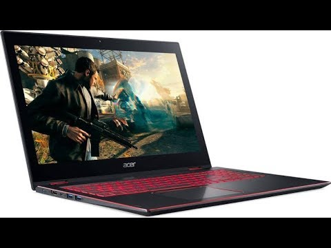 Acer Nitro 5 Spin Core i5 8th Gen Price, Features, Review