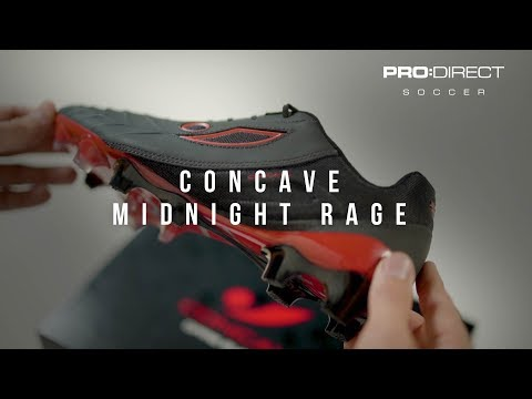CONCAVE MIDNIGHT PACK - FIRST LOOK