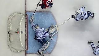 Vasilevskiy robs Kuznetsov on the door step