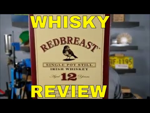 VIDEO 15 THE BEST IRISH WHISKY EVER REDBREAST 12