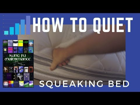 Annoying Bed Mattress Box Spring Fixing Squeaking How To Quiet Noisy Squealing Noises