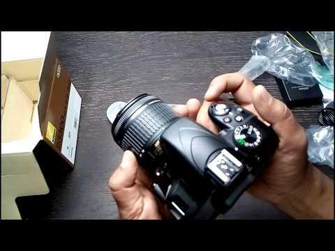Nikon D3300 Unboxing and Reviews|Nikon D3300 hands-on|