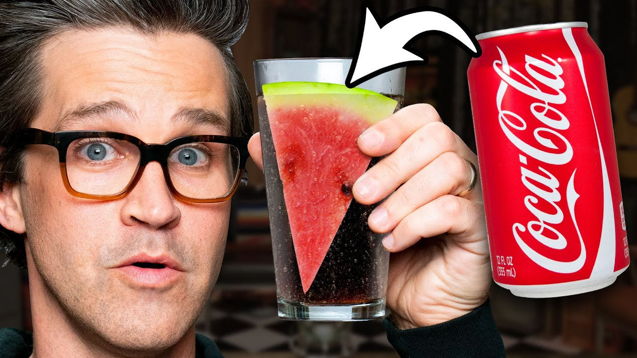 What's This Watermelon Soaked In? Taste Test