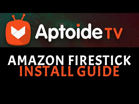 APTOIDE TV STORE: THE ONLY APK YOU NEED FOR THE FIRESTICK & FIRE TV (PLAYSTORE ALTERNATIVE) 2018