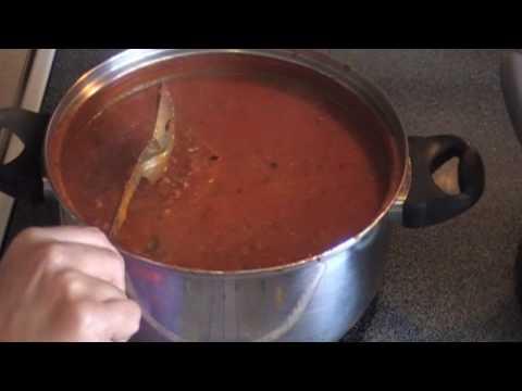 Marinara with Beef Sauce