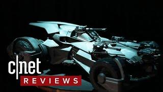 Ultimate Justice League Batmobile first look