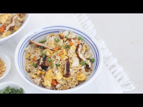 Pork Tocino Fried Rice | Yummy Ph