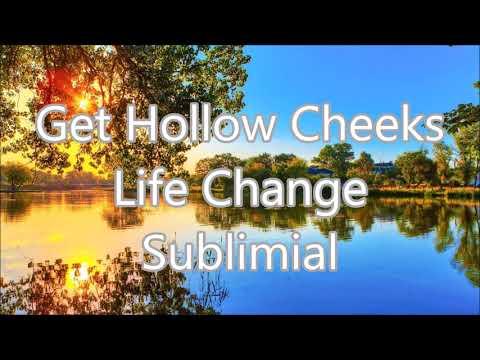 Get Hollow Cheeks - Life Change Subliminal