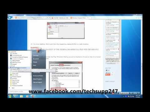 How to Change the Windows 7 Startup Sound.avi