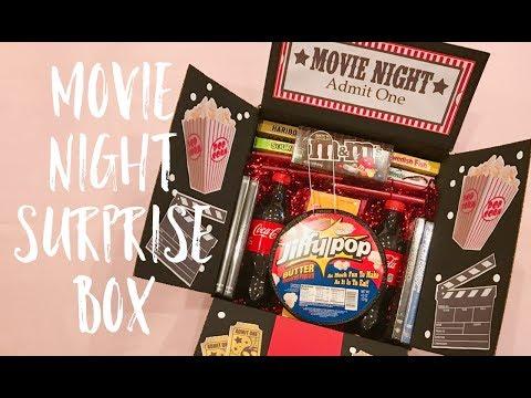 Movie Night Surprise Box