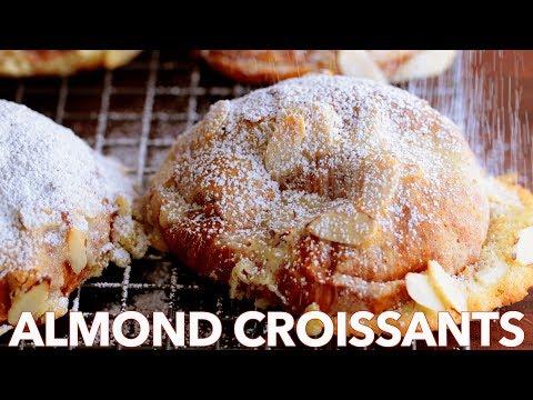 How To Make Almond Croissants (French Bakery Style) - Natasha's Kitchen
