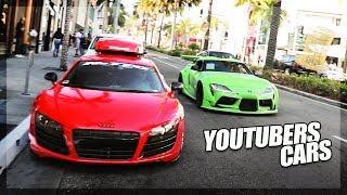 YouTuber Car Spotting in LA! [Ultra Roadtrip Ep.8]