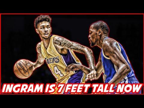 BRANDON INGRAM GREW TO 7 FEET TALL | NBA NEWS