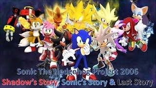 Sonic Generations Mod Part 51_ Hyper Shadic vs Hyper Dark