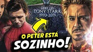 Download MARVEL CONFIRMOU A MORTE DE STARK? || TRAILER SpiderMan Far From Home Video