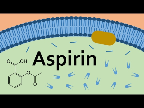 Aspirin and Prostaglandins