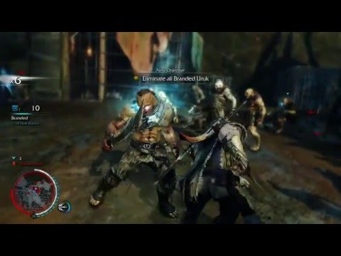 Middle-earth: Shadow of Mordor - PS4 - Sword Legends - Power of the One