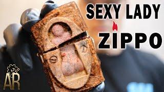 Zippo Lighter Restoration repair and refill
