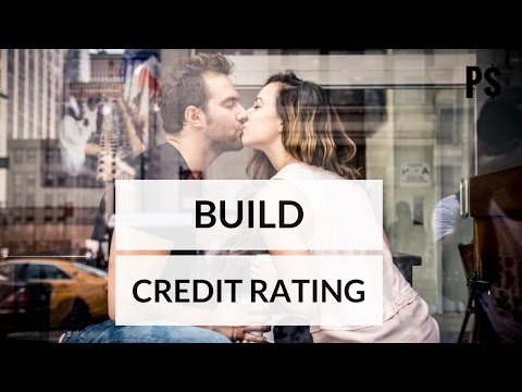 How to build up your credit rating - Professor Savings
