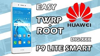 Huawei P9 Lite Root (Latest Method for New Firmware