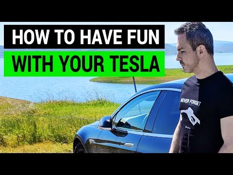 How to Have Fun with Your Tesla