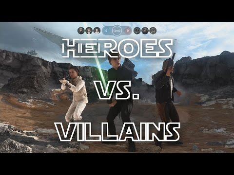 Heroes vs. Villains (Feat. Shane) - Star Wars Battlefront