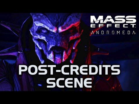 Mass Effect Andromeda - Post-Credits Scene