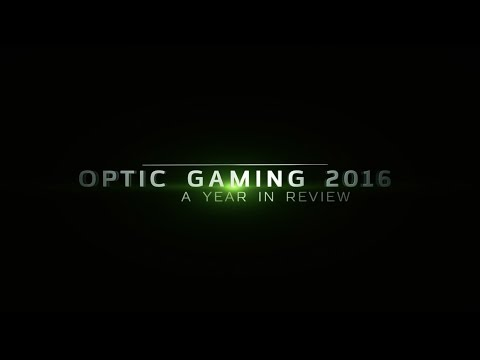 OpTic Year in Review 2016  by Brisk Mate