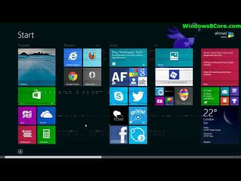 How to: Close the Windows 8.1 apps permanently to save memory