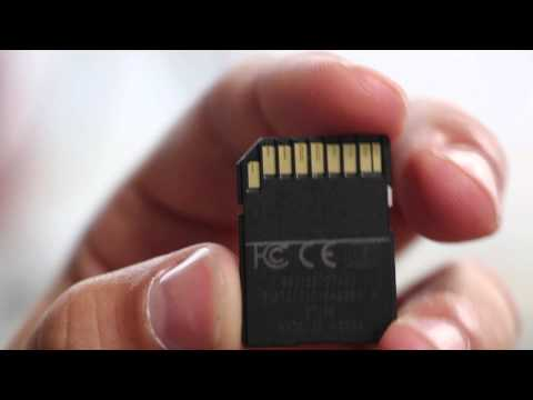 Expanding Storage (SD Memory)  Hack via SD Card for Apple Macbook Pro