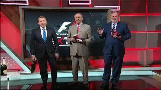 End of an era - F1 on NBCSN - 2013-2017