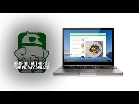 Chrome OS | The Friday Debate Podcast 011