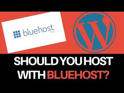 How To Build A Blog And Install Wordpress With Bluehost (2018)