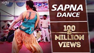 सपना चौधरी का New Year का खुल्ला स्टेज डांस, लोग पागल | New Sapna Stage Dance 2017 | Haryanvi Songs