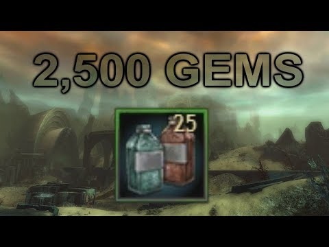 GAMBLING 25 Zhaitan Dye Kits (735g) | Guild Wars 2
