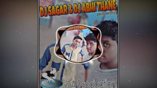 SAI BABA MASHUP (DANCE MIX) DJ SAGAR & DJ ABHI THANE - MANORAMA NAGAR