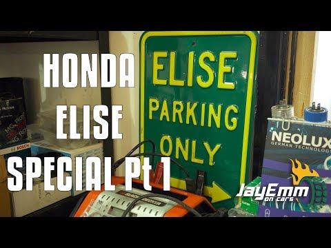 Honda Elise Special Part 1: Interviewing Essex Autosport
