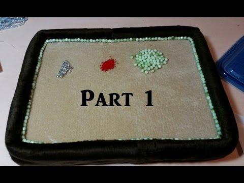 (Tutorial) DIY Bead Board (Part 1)