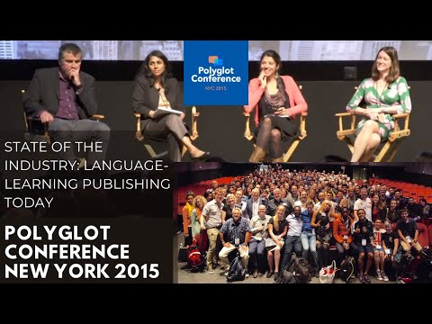 Panel Discussion - State of the Industry: Language-Learning Publishing Today