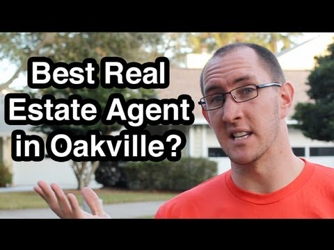 The Best Real Estate Agent in Oakville, Ontario is Alun Evans