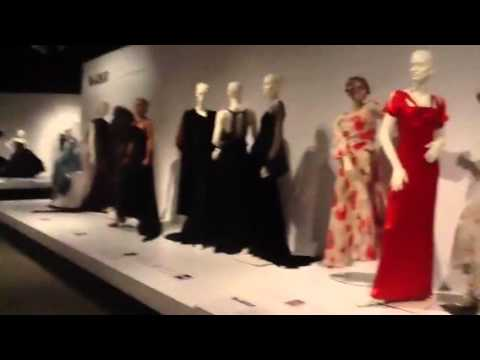 Museum of Vancouver: Art Deco Dresses