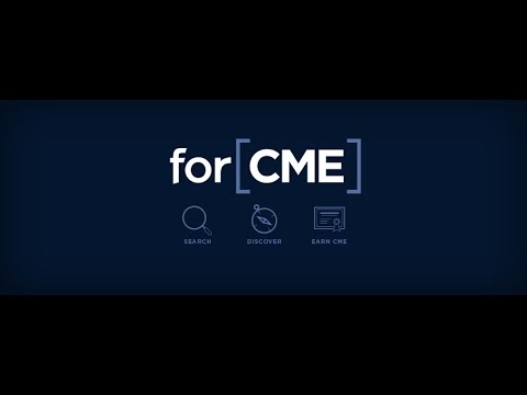 forCME CME Credit for Reading Medical Journals