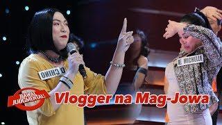 Vloggers na Mag-jowa | Bawal Judgmental | December 10, 2019