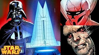 The Ancient Sith Lord Momin Speaks to Sidious and Designs Vader's Mustafar Castle!