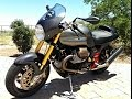 2003 Moto Guzzi V11 Restoration Complete Hd mp3