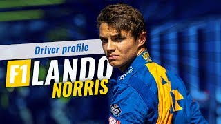 EVERYTHING YOU NEED TO KNOW ABOUT F1'S LANDO NORRIS